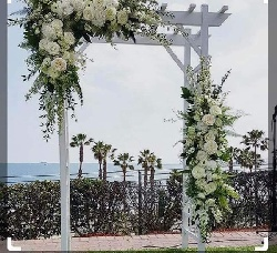 Cho thuê cổng cưới đẹp
