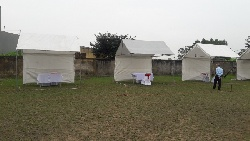 Nhà bạt hội trại tại Hưng Yên