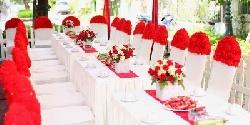 Nên chọn địa chỉ cho thuê bàn ghế cưới hỏi nào uy tín?