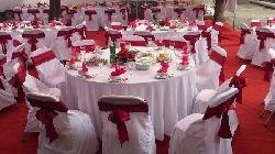 Cho thuê bàn tròn, ghế đám cưới Xuân Hòa giá rẻ