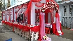 Cho thuê cổng cưới hỏi