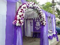 Cho thuê cổng cưới mẫu 02