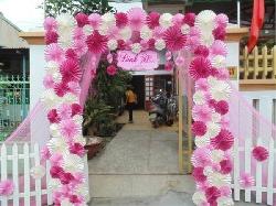 Cho thuê cổng hoa mẫu 03