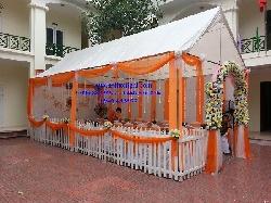 Cho thuê nhà bạt tại Trần Cung