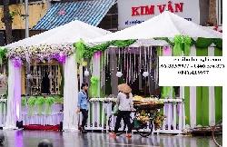 Cho thuê nhà bạt tại Trung Hòa