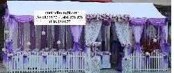 Nhà bạt hàng rào pha lê Hàn Quốc