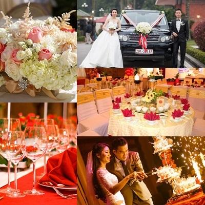 Kinh nghiệm tính toán hợp lý cho tiệc cưới tiết kiệm nhưng vẫn lãng mạn